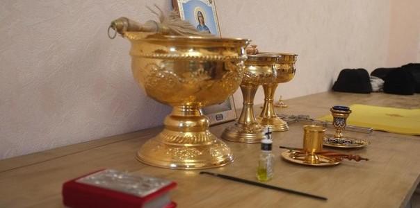 Освящение домов на Крещение!