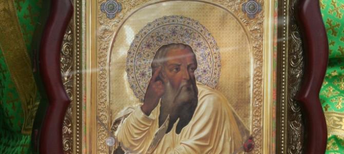 Праздник в честь пророка Божия Илии