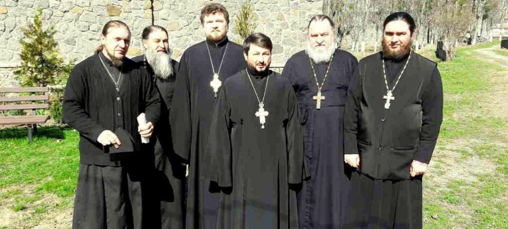 Состоялось первое собрание новообразованного благочиния Ладыжинского церковного округа Тульчинской епархии
