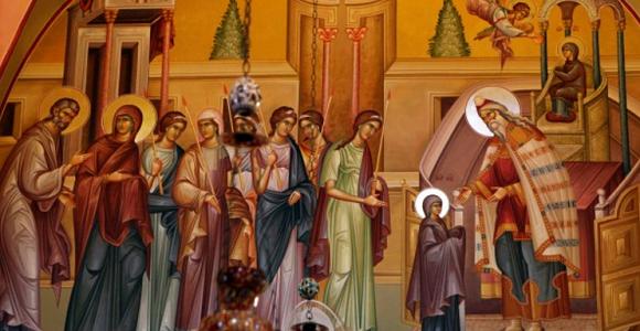 4 грудня 2017р. нижній храм Свято-Георгіївського собору відсвяткував 5-річний ювілей