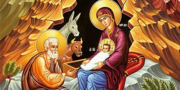 Дорогі брати і сестри, дорогі Ладижинці, з Різдвом Христовим та Новим роком!