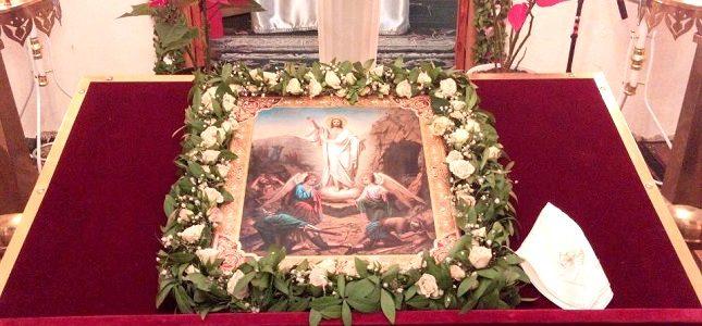У Свято- Георгіївському соборі відбулися Великодні богослужіння