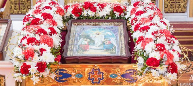 В Тульчині відбулися загальноєпархіальні богослужіння з нагоди Великодня