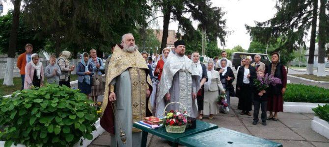9 травня 2018 року віруючі молитовно вшанували пам'ять тих, хто загинув під час Великої Вітчизняної війни