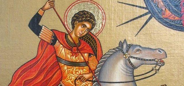 6 травня Свято-Георгіївський храм м.Ладижин відсвяткував престольне свято