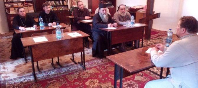Відбулися піврічні збори духовенства благочиння Ладижинського церковного округу